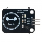 CK008 DIY Touch Sensor Module for Arduino (Works with Official Arduino Boards) - White + Black