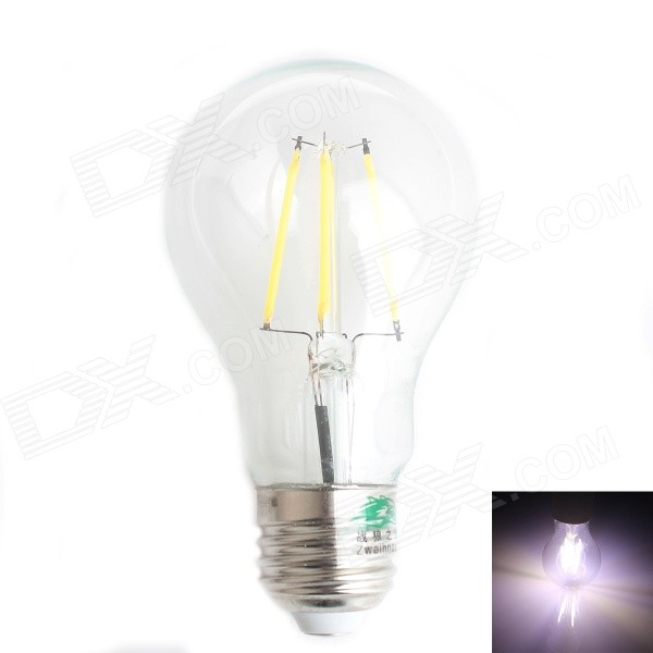 Zweihnder W102 E27 4W 380LM LED Neutral White Light Bulb