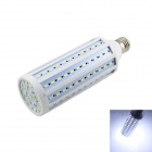 KINFIRE Y-30W E27 30W LED Bluish White Light Corn Bulb - White