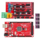 Geeetech 3D Printer Mega 2560 + RAMP 1.4 Extend Shield + DRV8825 Stepper Driver Set - Red