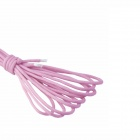 9-Core Glow-in-the-Dark Survival Parachute Rope - Pink (5M)