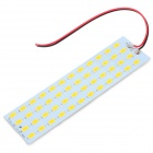 JRLED 12W 900lm 3300K 48-SMD 5730 Warm White Light Module(DC 36~40V)