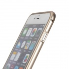 "Aluminum Alloy Bumper Frame Case for IPHONE 6 Plus 5.5"" - Golden"