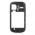 Replacement Plastic Interlayer Frame Middle Plate for Samsung i8190 - Black