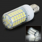 E27 12W 1100lm 96-SMD 5050 LED Neutral White Corn Lamp (AC 220~240V)