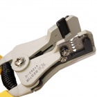 BESTIR BST-01203 Automatic Wire Stripping C1 Pliers - Yellow + Silver