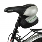 Yanho YA116 Cycling Road Bike Saddle Bag - Black + Grey + Multi-Color
