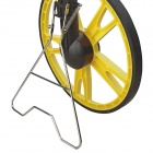 BESTIR BST-01383 Collapsible Distance Measuring Wheel - Yellow