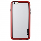 Baseus PFRAPIPH6P-UT02 Protective PC + TPU Bumper Frame for IPHONE 6 PLUS - Red