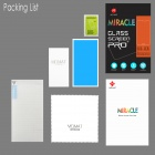 MO.MAT Tempered Glass Screen Protector for Samsung Galaxy Note 3