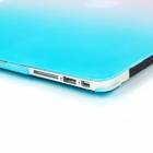 "Mate funda protectora dura para MACBOOK AIR 13.3"" - rosa + azul"