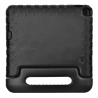 Plastic Back Case Cover w/ Handle / Stand for IPAD AIR 2 - Black
