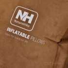 Naturehike-NH Voyage plein air gonflable Suede Pillow - Brown