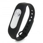 Sports Wrist Band Voice Recorder w/ 8GB RAM - Black + Silver