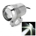 Merdia Universal Ultra-Bright 30W 1200lm 6500K White Light LED Spotlight Headlight for Motorcycle