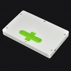 ZHZG-A518 Multi-in-One Mobile 2400mAh Power Bank - White