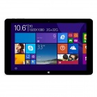 "Teclast X16HD 3G 10.6 ""IPS Android 4.4 + 8.1 Windows-Quad-Core-Tablet PC w / 2 GB RAM, 32 GB ROM, Wi-Fi"