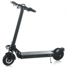 "EYU S3 Fold-up Portable 8"" Electric Scooter - Black"