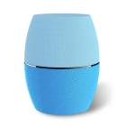 CKY RC201A Portable Wireless Bluetooth V3.0 Speaker - Blue