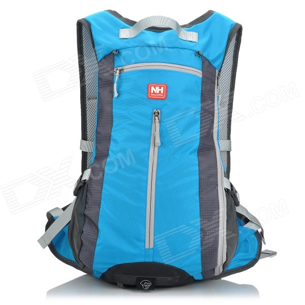 Naturehike-NH Ergonomic Sports Shoulders Bag Backpack - Skyblue