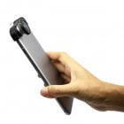 TOCHIC 3-in-1 Clip-on Style Lens Set for iPhone 6 - Silver