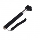 Bluetooth Self Timer + Extendable Monopod + Phone Holder - Black