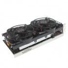 XQM GTX680 2Go 384Bit Game Card Graphics w / CRT + DVI + HDMI - Noir