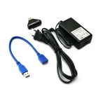 "CHEERLINK USB 3.0 to SATA Converter for 2.5~3.5"" SATA HDD (EU Plug)"