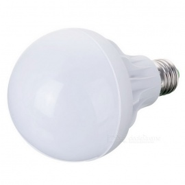 Zweihnder W028 E27 15W LED Cold White Light Globular Bulb - White