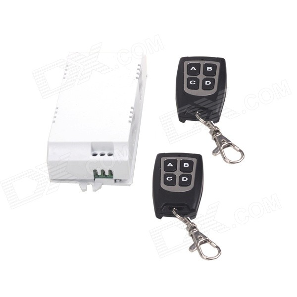 ZnDiy-BRY AC 85~250V 4-CH Multi-functional Remote Control Switch