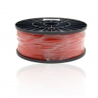 1,75 mm diamètre 3D Printer Supplies PLA câble - rouge + noir (300m)