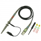 P6300 10X 300MHz Oscilloscope Scope Clip Probe (130cm)