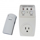 TS-831-1 US Wireless Remote Control AC Power Outlet Plug Switch