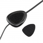 V1-1 Universal Bluetooth V3.0 Headphone for Motorcycle Helmet - Black
