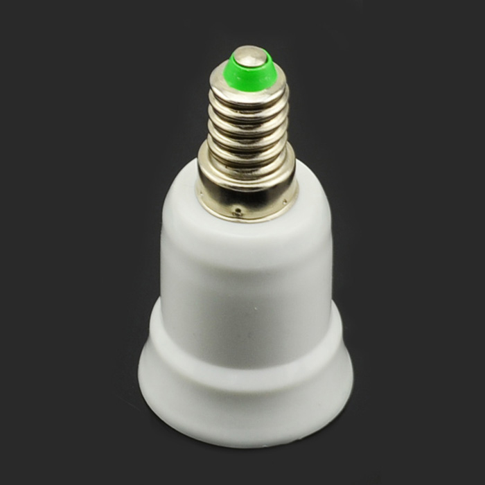 E27 to E14 Light Lamp Bulb Adapter Converter
