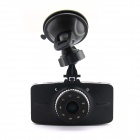 "D&Z5WL-8G 3.0"" TFT CMOS 170° Wide-Angle HD Car DVR Recorder Camcorder w/ 8GB C10 TF Card - Black"