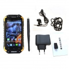 iMAN i6 Android 4.4 Walkie Talkie Phone w/ 2GB RAM, 32GB ROM - Black