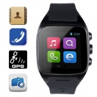 "Aoluguya Y2 Android 4.2 Waterproof Dual-core 3G Smart Watch Phone w/ 1.54"" IPS, 3.0MP, GPS, Wi-Fi"