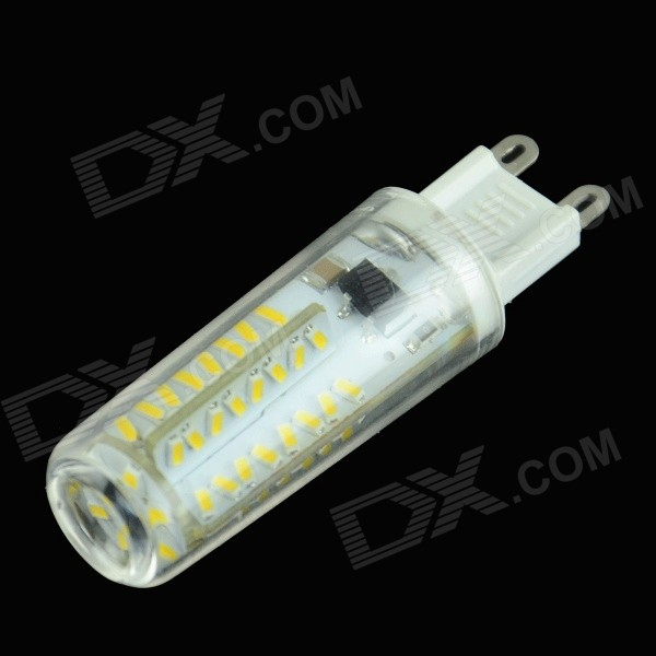 HZLED G9 3W 180lm 3000K 70-3014 SMD LED Warm White Dimming Lamp