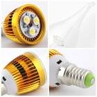E14 3W 270lm Warm White 3-LED Non-Dimmable Candle Lamp Bulb(6PCS)