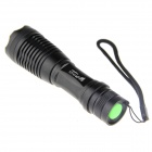 UltraFire E007 1-LED 1000lm 5-Mode High Power Torch Zooming Flashlight