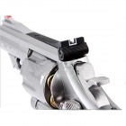 Tokyo Marui M66 2,5 tums gasrevolver (24 Shots System)-silver