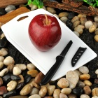 Fire-Maple FMP-813 Outdoor Camping Plastic Mini Chopping Board - White