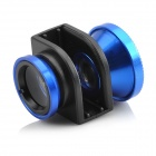 3-in-1 lens set voor iPhone 5 / 5S - deep blue