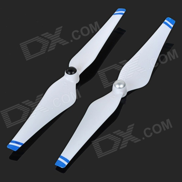 Self-Locking CW & CCW Propellers Definido para DJI Phantom 2 Vision - Branco