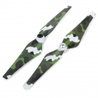 Replacement Self-Locking CW & CCW Propellers Set for DJI Phantom 2 Vision - Camouflage