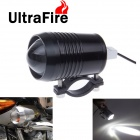 UltraFire Multifunctional 30W 12V 800lm 6500K Waterproof LED Motor SUV Spot Light Headlight