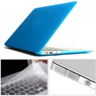 Mr.northjoe 3-in-1 Matte Hard Case + Keyboard Cover + Anti-dust Plugs for MACBOOK AIR 13.3""
