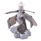Intelligent Sensing Satellite Launcher Toy - White