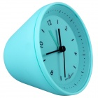 Stylepie DC001T Lovely Jelly Style Gravity Control Alarm Clock - Mint Green (1 x AA)